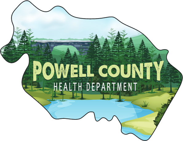Powel County Health Department Logo 3